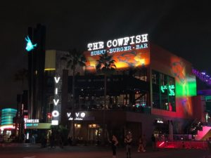The Restaurants of City Walk