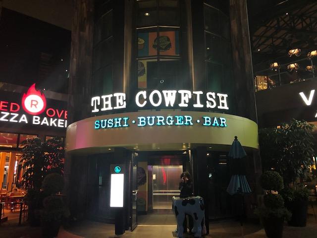City Walk Eats: The Cowfish Sushi Burger Bar